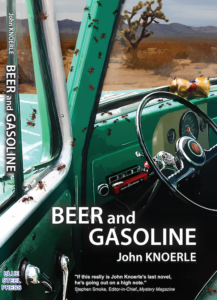 beer and gasoline front cover